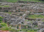 JustGreece.com Archaeological ruins Eleftherna - Foto van JustGreece.com