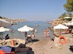de gezellige bay of Kalithea (Rhodes) - Photo JustGreece.com