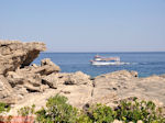 Heerlijk varen near Kalithea (Rhodes) - Photo JustGreece.com