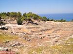 Kamiros (Rhodes) werd door Doriers gesticht - Photo JustGreece.com