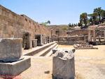 JustGreece.com Kamiros (Rhodes), deze town is in 226 voor Christus opnieuw gebouwd - Foto van JustGreece.com