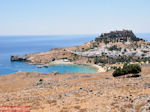 Lindos panoramafoto - Photo JustGreece.com