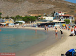 The heerlijke Sandy beach of Pserimos - Photo JustGreece.com