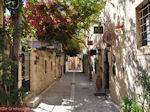 Leuke smalle straatjes of Rethymnon - Photo JustGreece.com