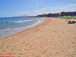 beach of Rethymnon town - Photo JustGreece.com