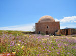 The Moskee of Sultan Ibrahim Han in Fortetsa - Photo JustGreece.com