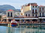 The Venetiaanse small harbour of Rethymnon - Photo JustGreece.com