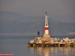 Lighthouse  in Orei (Northern Euboea) | Euboea Greece | Greece  - Photo JustGreece.com