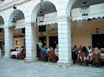 The Liston of Corfu - Photo JustGreece.com
