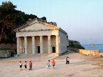 Tempel Oude Fort Corfu - Photo JustGreece.com