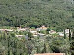 The small village Lakones - Photo JustGreece.com