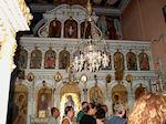 JustGreece.com The Church of Paleokastritsa (binnen) - Foto van JustGreece.com