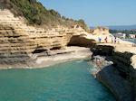 Sidari Corfu - Canal d'amour - Photo JustGreece.com
