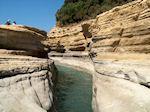 Sidari Corfu - Canal d'amour 3 - Photo JustGreece.com