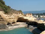 Sidari Corfu - Canal d'amour 4 - Photo JustGreece.com