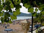Doorkijkje Agios Georgios Corfu - Photo JustGreece.com