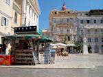 JustGreece.com Peripteron in Corfu town - Greek kiosk Corfu - Foto van JustGreece.com