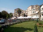 JustGreece.com Corfu town near Esplanade - Foto van JustGreece.com