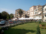 Corfu town near Esplanade - Photo JustGreece.com