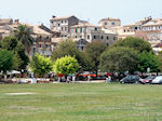 Cricket on the Esplanade of Corfu town - Photo JustGreece.com