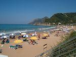 Kontogialos Sandy beach on Corfu - Photo JustGreece.com