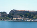 The nieuwe fort of Corfu from zee - Photo JustGreece.com