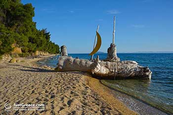 Elia Beach Halkidiki - JustGreece.com photo 6 - Foto van JustGreece.com