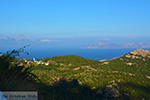 Mountains eastern Ikaria | On the Left Samos and on the right Fourni - Photo JustGreece.com