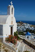 JustGreece.com Ios town - Island of Ios - Cyclades Greece Photo 487 - Foto van JustGreece.com