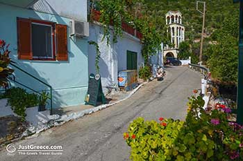 Perachori Ithaca - JustGreece.com photo 8 - Foto van JustGreece.com