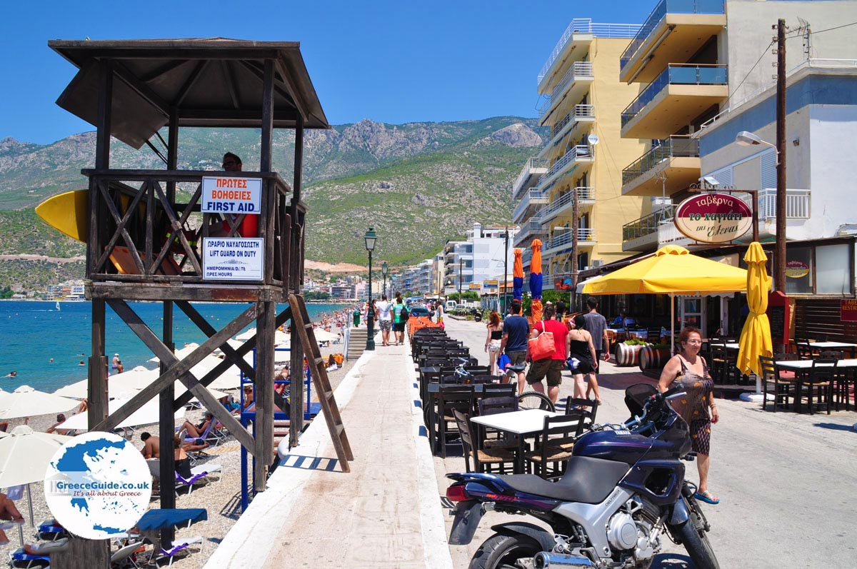 Loutraki Corinthia Holidays in Loutraki Greece