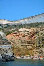 JustGreece.com Tsigrado Milos | Cyclades Greece | Photo 29 - Foto van JustGreece.com