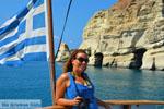 Kleftiko Milos | Cyclades Greece | Photo 146 - Photo JustGreece.com