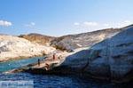 Sarakiniko Milos | Cyclades Greece | Photo 20 - Photo JustGreece.com