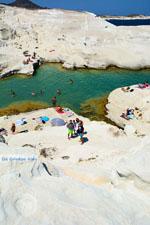 Sarakiniko Milos | Cyclades Greece | Photo 131 - Photo JustGreece.com