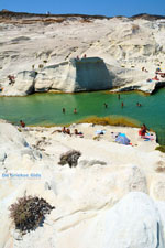 Sarakiniko Milos   Cyclades Greece   Photo 153 - Photo JustGreece.com
