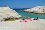 Sarakiniko Milos | Cyclades Greece | Photo 167 - Photo JustGreece.com