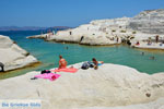Sarakiniko Milos | Cyclades Greece | Photo 168 - Photo JustGreece.com