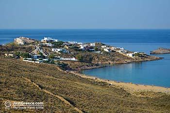 Agios Sostis Mykonos - JustGreece.com photo 3 - Foto van JustGreece.com