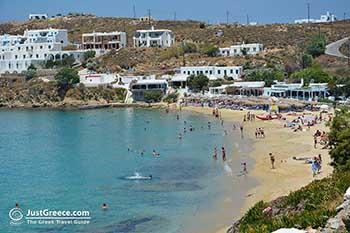 Agios Stefanos Mykonos - JustGreece.com photo 3 - Foto van JustGreece.com