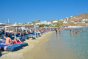Ornos Mykonos - JustGreece.com photo 3 - Foto van JustGreece.com