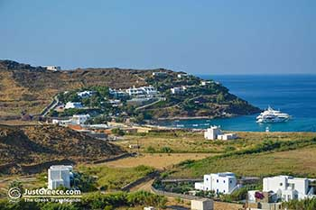 Panormos Mykonos - JustGreece.com photo 3 - Foto van JustGreece.com