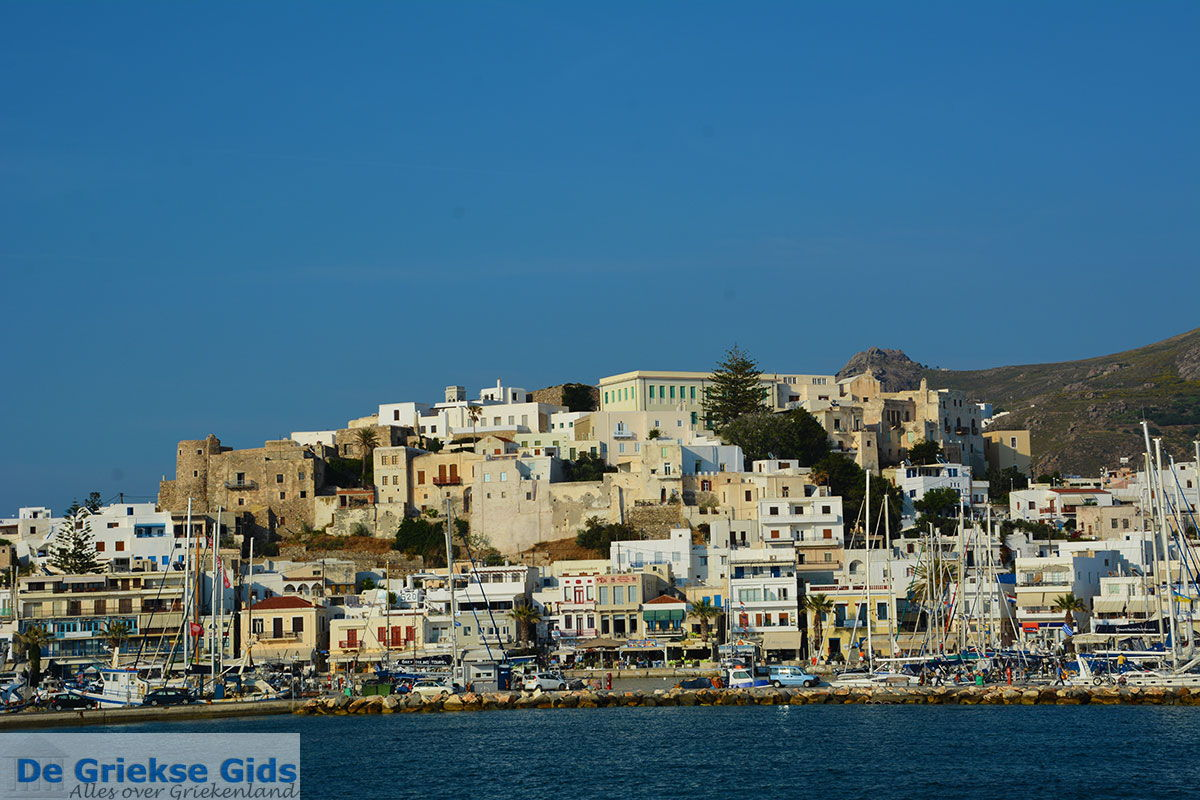 how to get to naxos greece