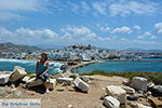 JustGreece.com Naxos town - Cyclades Greece - nr 326 - Foto van JustGreece.com