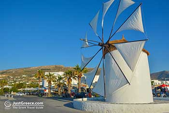 Parikia Paros - Cyclades -  Photo 5 - Foto van JustGreece.com