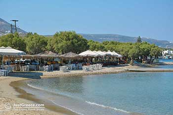 Parikia Paros - Cyclades -  Photo 22 - Foto van JustGreece.com