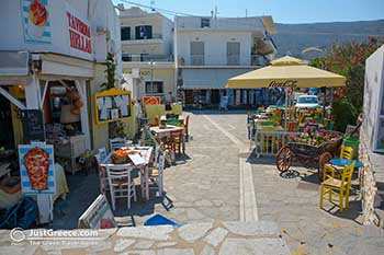 Parikia Paros - Cyclades -  Photo 34 - Foto van JustGreece.com