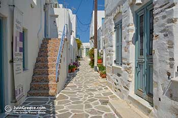 Parikia Paros - Cyclades -  Photo 60 - Foto van JustGreece.com