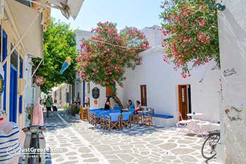 Parikia Paros - Cyclades -  Photo 78 - Foto van JustGreece.com