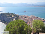 Nafplion from the castle of Palamidi Photo 2 - Photo JustGreece.com